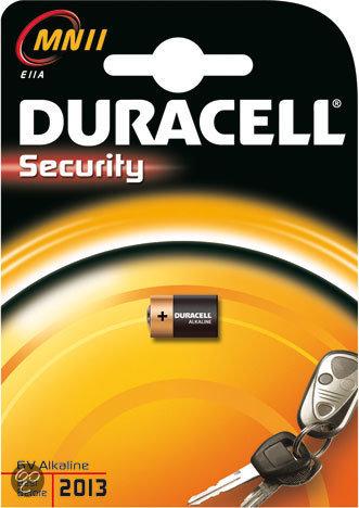 Duracell Alkaline Batterij MN11 (6 Volt)