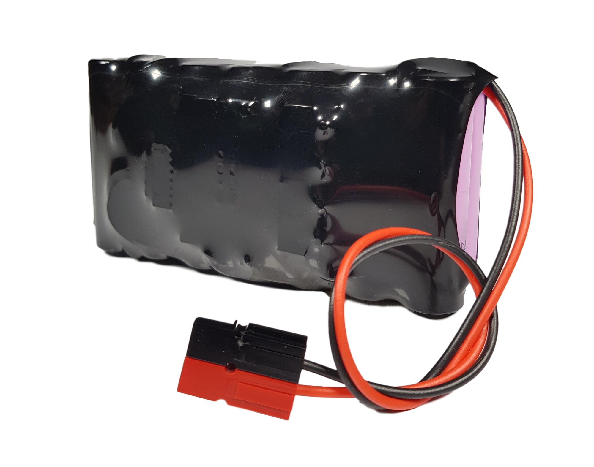 Batterijpack Lithium Samsung 25,2V 6800mAh 2x7SBS met BMS - Anderson aansluiting