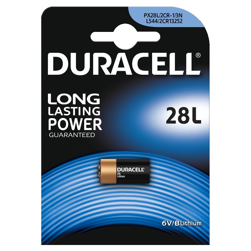 28L Duracell Ultra BL1