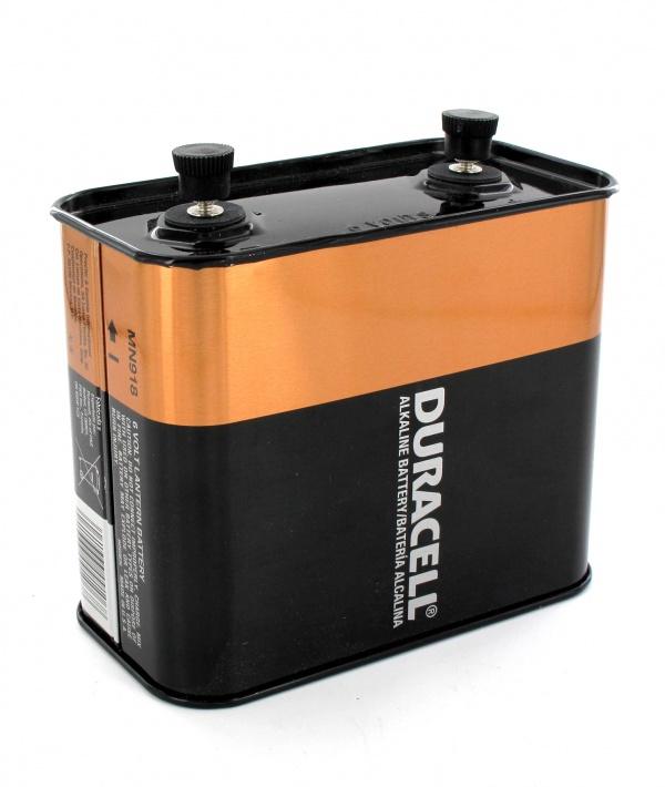 4LR25-2 Duracell MN918 Alkaline 6V