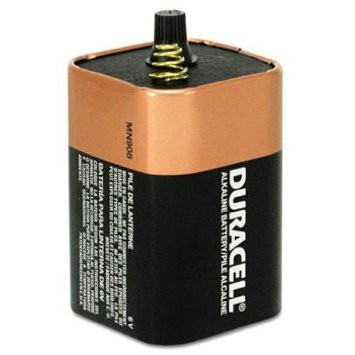 4LR25 Duracell MN908 Zinc-carbon 6V