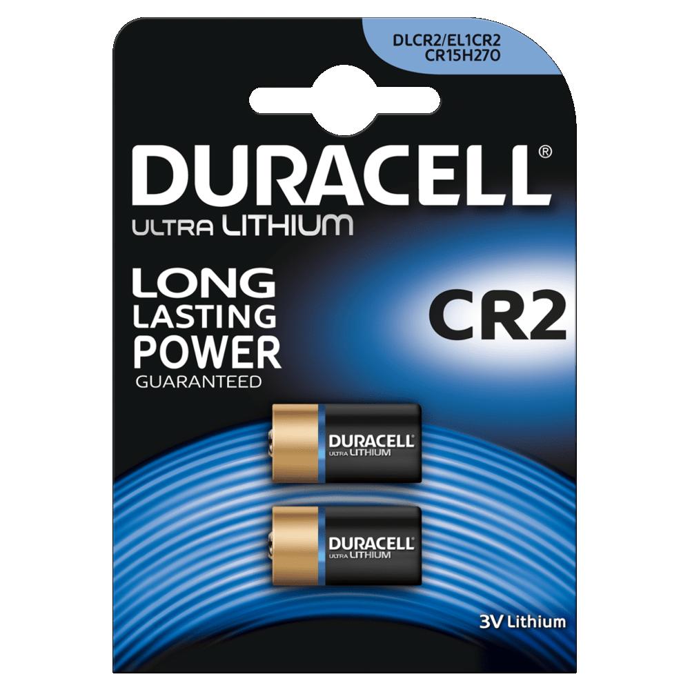 CR2 Duracell Ultra BL2