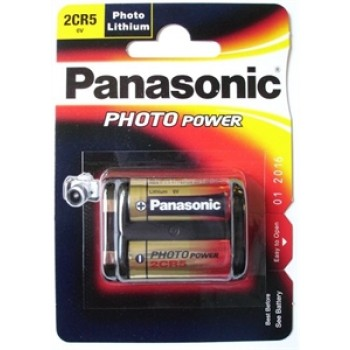 2CR5 Panasonic BL1