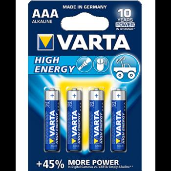 4903 Varta High Energy AAA BL4