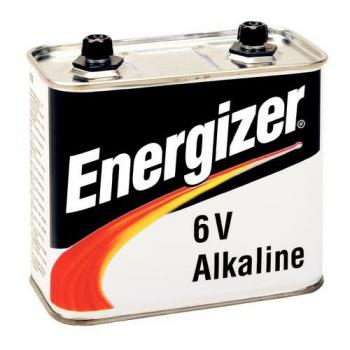 4LR25-2 Energizer LR820 Alkaline 6V