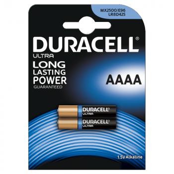 AAAA Duracell Ultra BL2