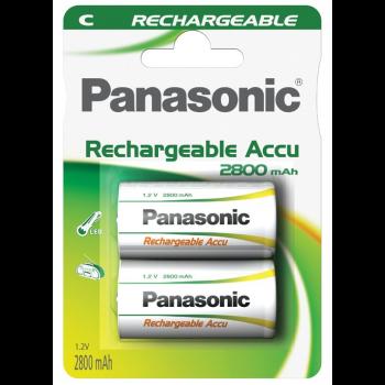 HHR-2SRE Panasonic READY2USE Rechargeable C BL2