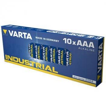 4003 Varta Industrial AAA 10 stuks