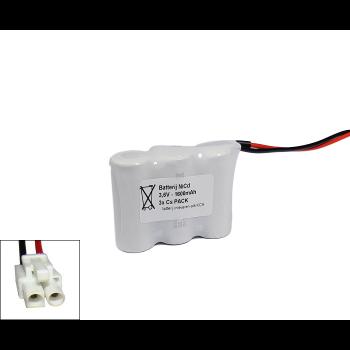 Saft/Arts NiCd 3,6V 1600mAh Cs 3SBS - Philips aansluiting
