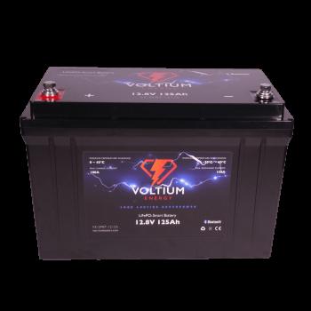 Voltium Energy® LiFePO4 accu 12,8V 125Ah met APP
