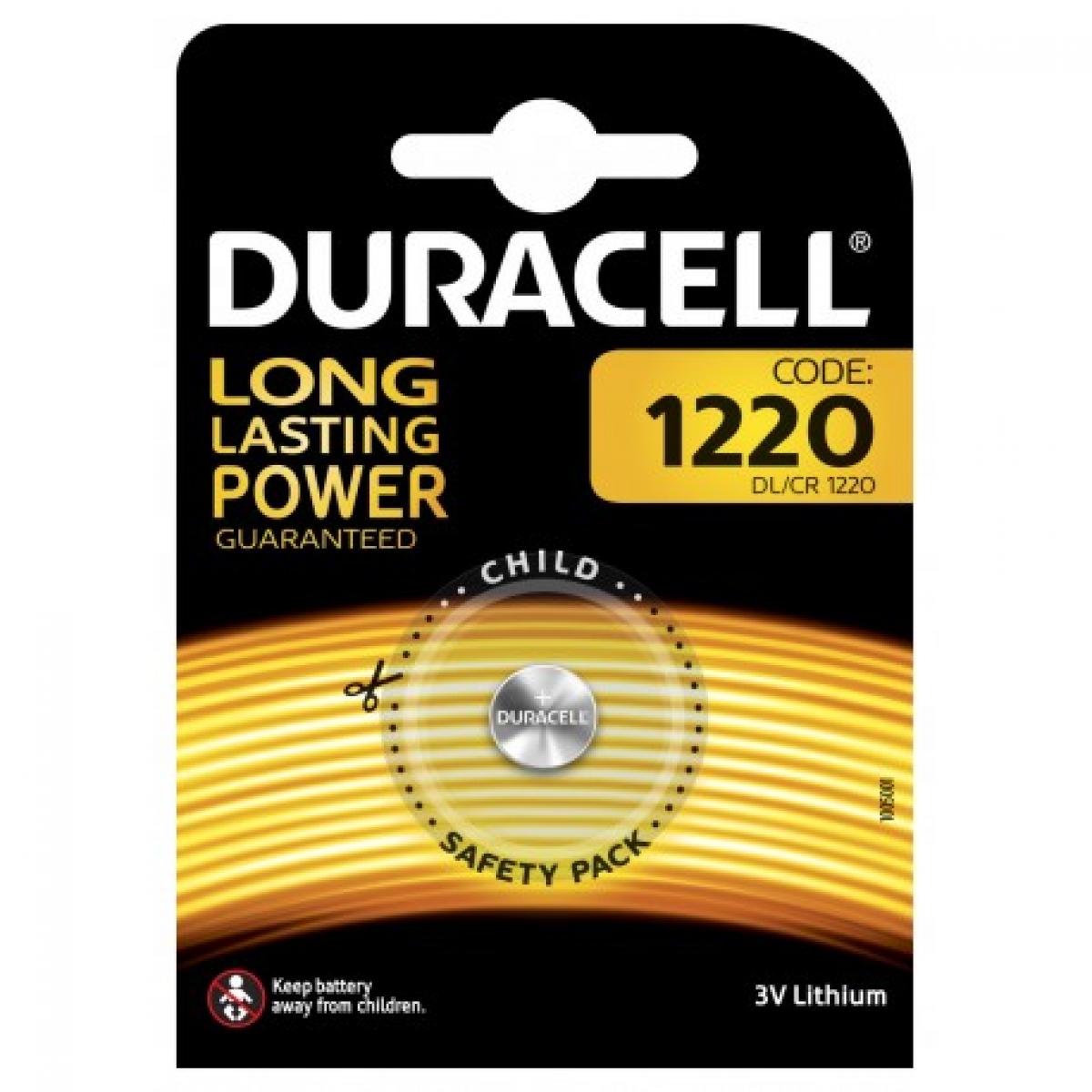 DL1220 Duracell BL1