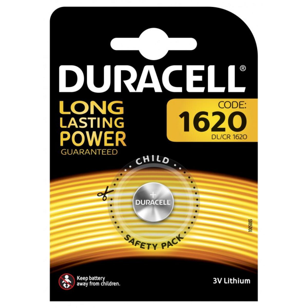 DL1620 Duracell BL1