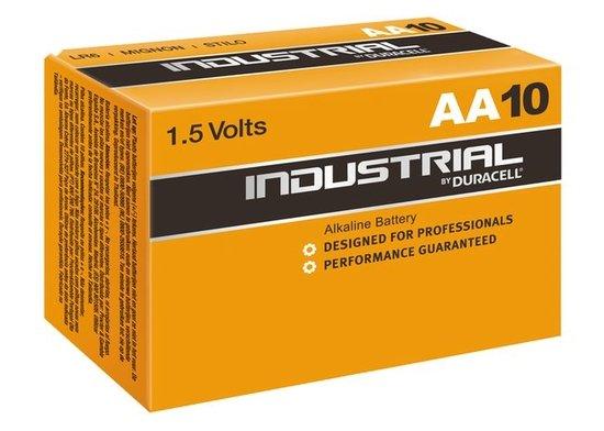 Duracell Industrial LR6 AA 1,5V Alkaline