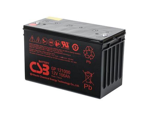 GP121000 - 12V 100Ah AGM Algemeen gebruik van CSB Battery