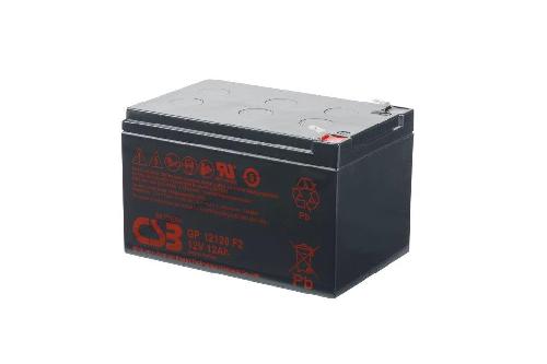 GP12120 F2 - 12V 12Ah AGM Algemeen gebruik van CSB Battery