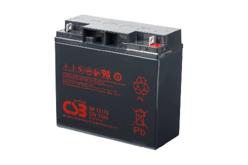 GP12170 - 12V 17Ah AGM Algemeen gebruik van CSB Battery