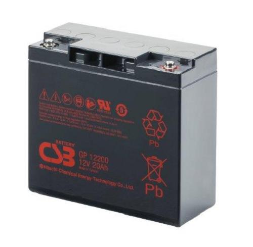 GP12200 - 12V 20Ah AGM Algemeen gebruik van CSB Battery