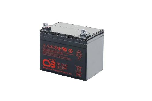 GP12340 - 12V 34Ah AGM Algemeen gebruik van CSB Battery