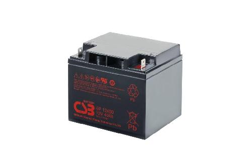 GP12400 - 12V 40Ah AGM Algemeen gebruik van CSB Battery