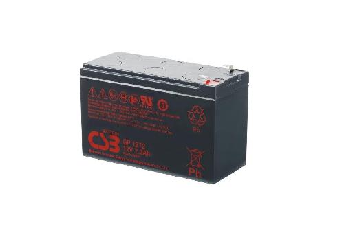 GP1272 F1 - 12V 8Ah AGM Algemeen gebruik van CSB Battery