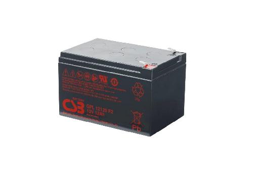 GPL12120 - 12V 12Ah AGM Algemeen gebruik Long Life van CSB Battery