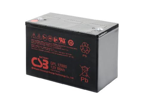 GPL12880 - 12V 94Ah AGM Algemeen gebruik Long Life van CSB Battery