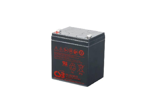 HR1221WF2 - 12V 5,25Ah 21W AGM High Rate van CSB Battery