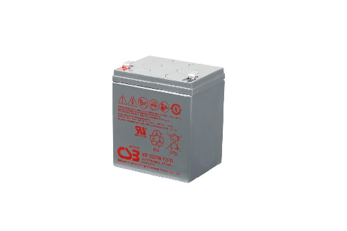 HR1227WF2 - 12V 6,75Ah 27W AGM High Rate van CSB Battery