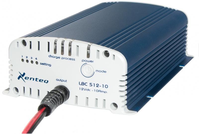 Xenteq Acculader LBC 500 / 12V 10Ah