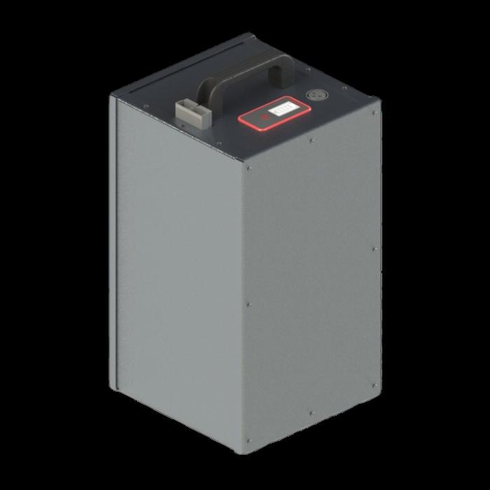 Li-Ion accu 48V 40Ah (13S)