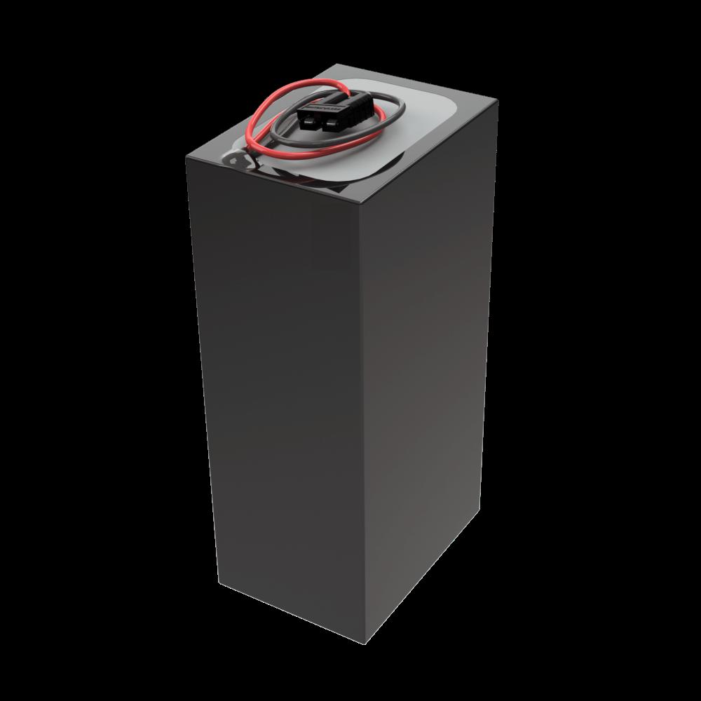 Lithium accu 60V 40Ah (17S)