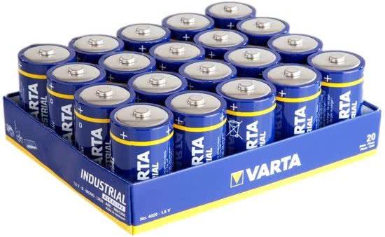 4020 Varta Industrial D