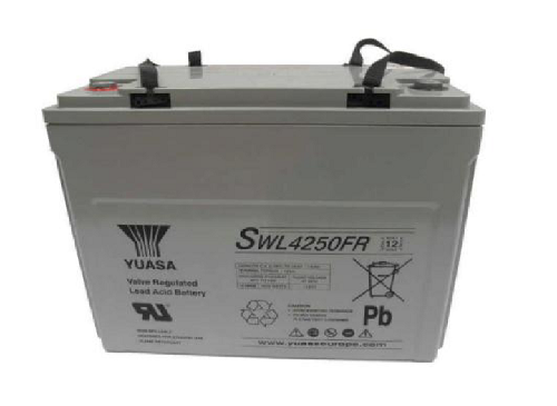 SWL4250 - 12V 140Ah 4266W AGM High Rate Long Life van Yuasa