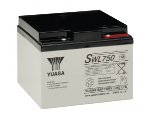 SWL750 - 12V 23Ah 767W AGM High Rate Long Life van Yuasa