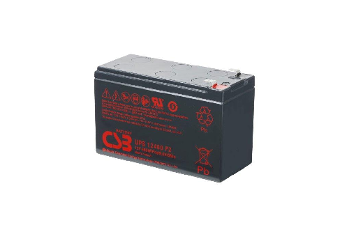 UPS12460 - 12V 8,5Ah 460W AGM Uninterruptible Power Supply van CSB Battery