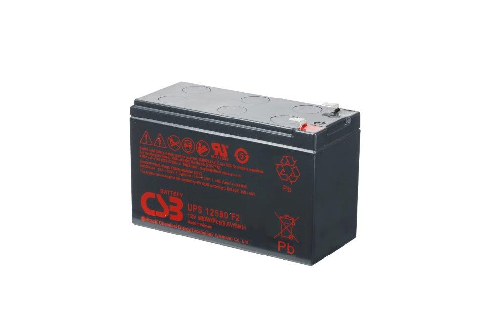UPS12580 - 12V 11,3Ah 580W AGM Uninterruptible Power Supply van CSB Battery
