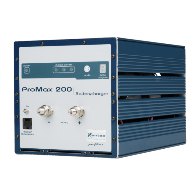 Xenteq acculader ProMax 224-50 (24V 50A)